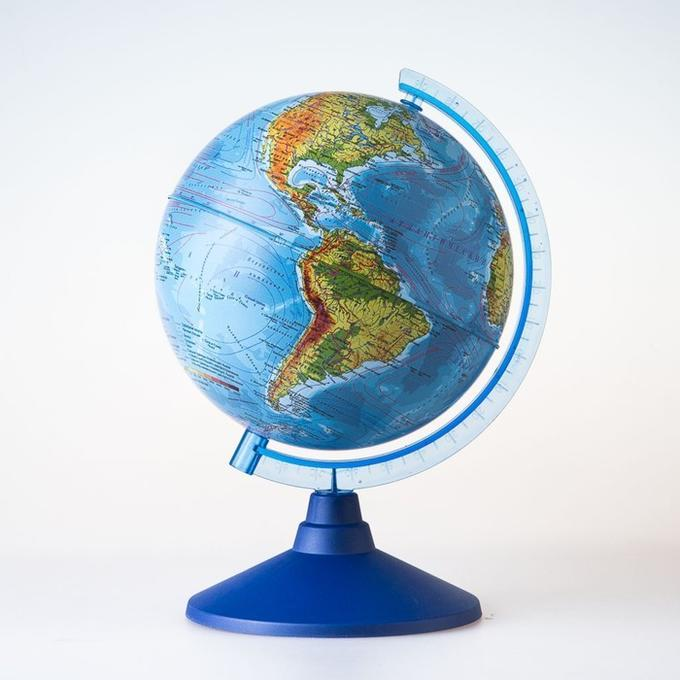 Глобус земли Классик Евро 40см - фото 2