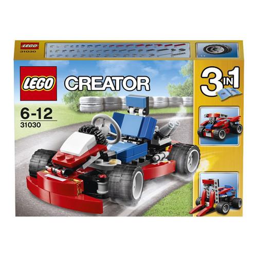 31030 Lego Creator Красный гоночный карт, Лего Креатор
