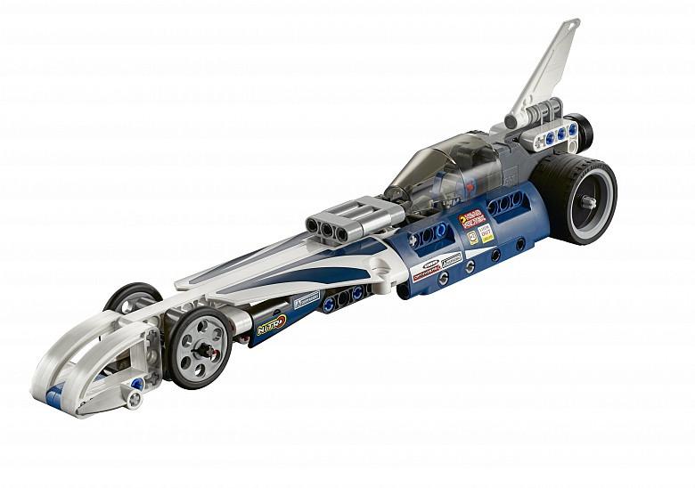 42033 Lego Technic Рекордсмен, Лего Техник