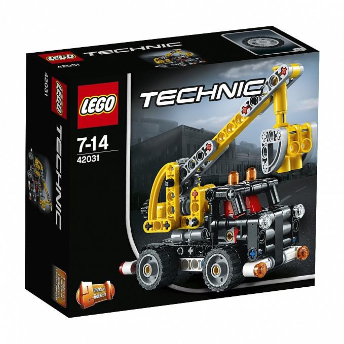 42031 Lego Technic Ремонтный автокран, Лего Техник