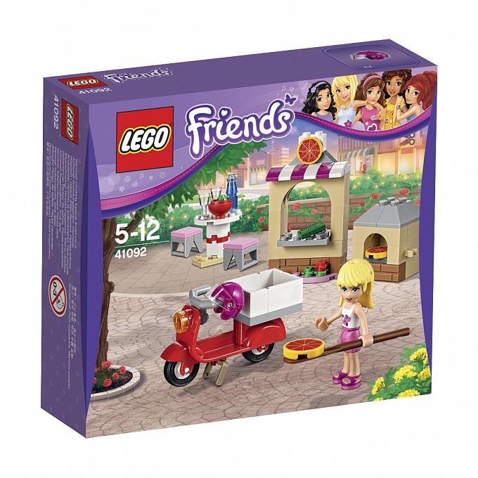 41092 Lego Friends Пиццерия Стефани, Лего Подружки