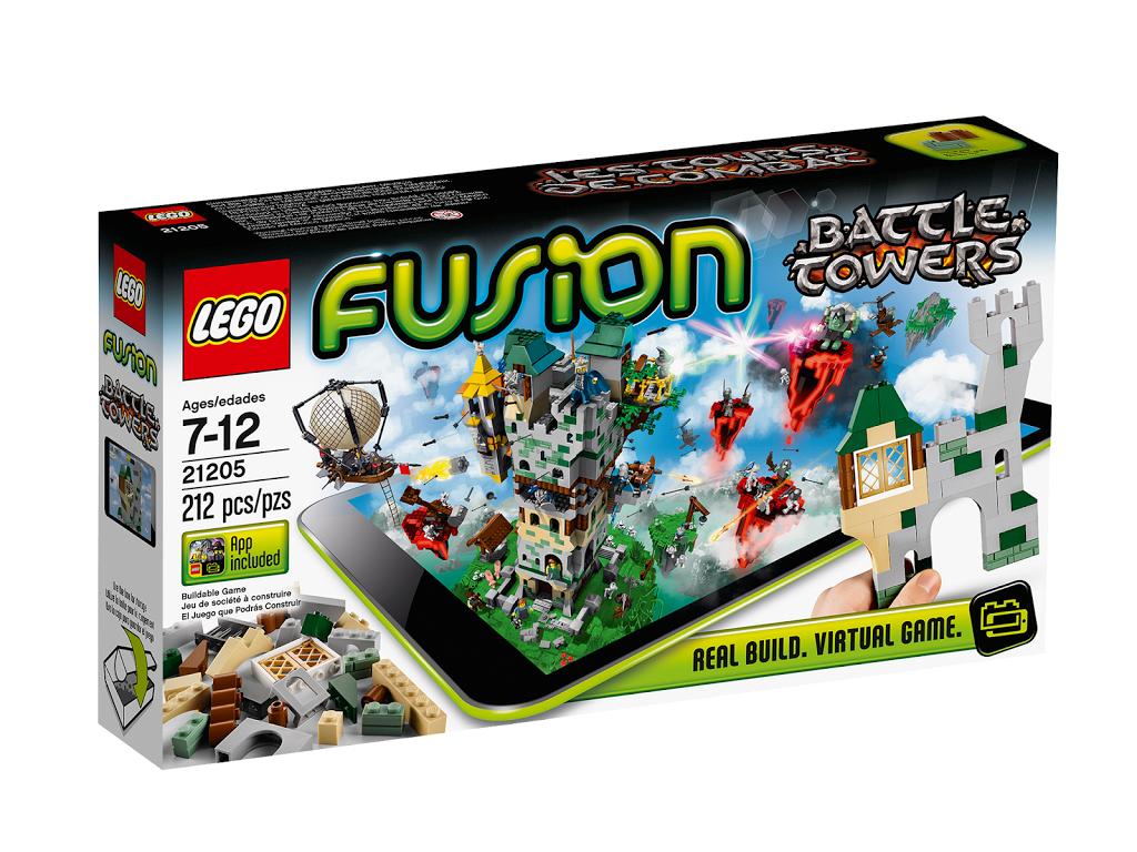 21205 Lego Fusion Battle Towers