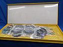 Ремкомплект прокладок полный 6D125 KOMATSU 6151-K1-3000 + 6151-K2-3000, фото 4