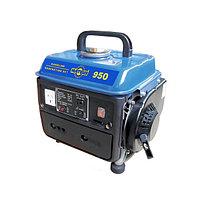 Бензиновый генератор 650Вт 220В ручной стартер Mateus 950 (SU)