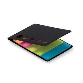 Набор разноцветных стикеров для заметок, MEMOSTICKY