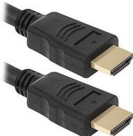 Кабель HDMI Cablexpert CC-HDMI4-10M, 10м, v2.0, 19M/19M, черный, позол.разъемы, экран, пакет