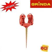 Ролик направляющий для шланга. GRINDA