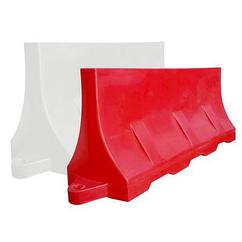 Дорожные ограждения барьерного типа (водоналивной) размер 2000*500*750