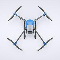 Сельскохозяйственный беспилотный летательный аппарат 10 кг модель А10 3WD4-QF-10А (складываемый), фото 1