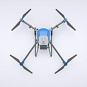 Сельскохозяйственный беспилотный летательный аппарат 10 кг модель А10 3WD4-QF-10А (складываемый)