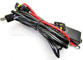 Проводка Premium H4 HiLow 12V (Коса+Реле)