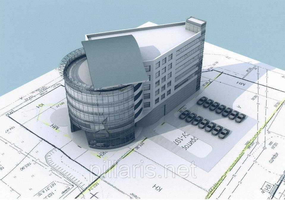 Проектирование многофункциональных комплексов