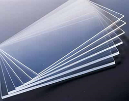 ОРГ стекло (нестандартного размера) 2*3