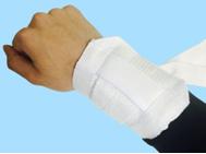 Вязки для рук из х/б ткани, фото 2