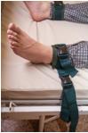 Мягкие ремни-фиксаторы для ног