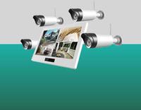 Комплекты для видеонаблюдения