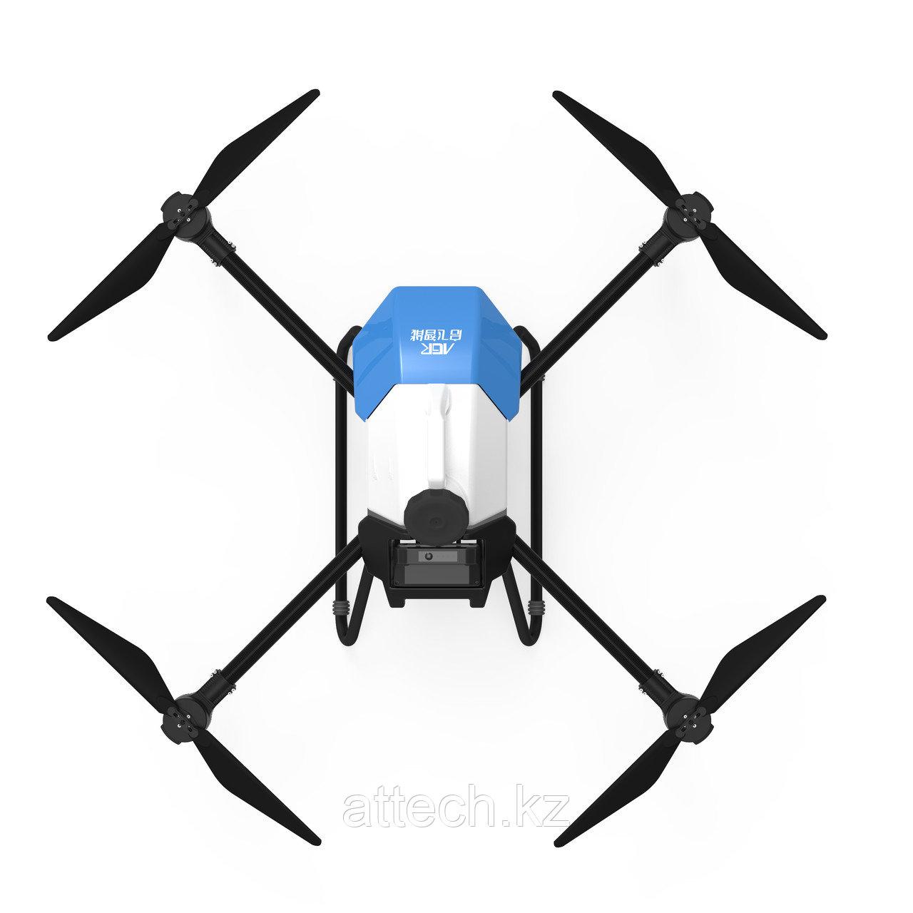 Сельскохозяйственный беспилотный летательный аппарат 6 кг модель А10 3WD4-QF-06А