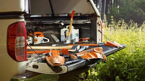 Ручной инструмент для лесохозяйственных работ и валки леса