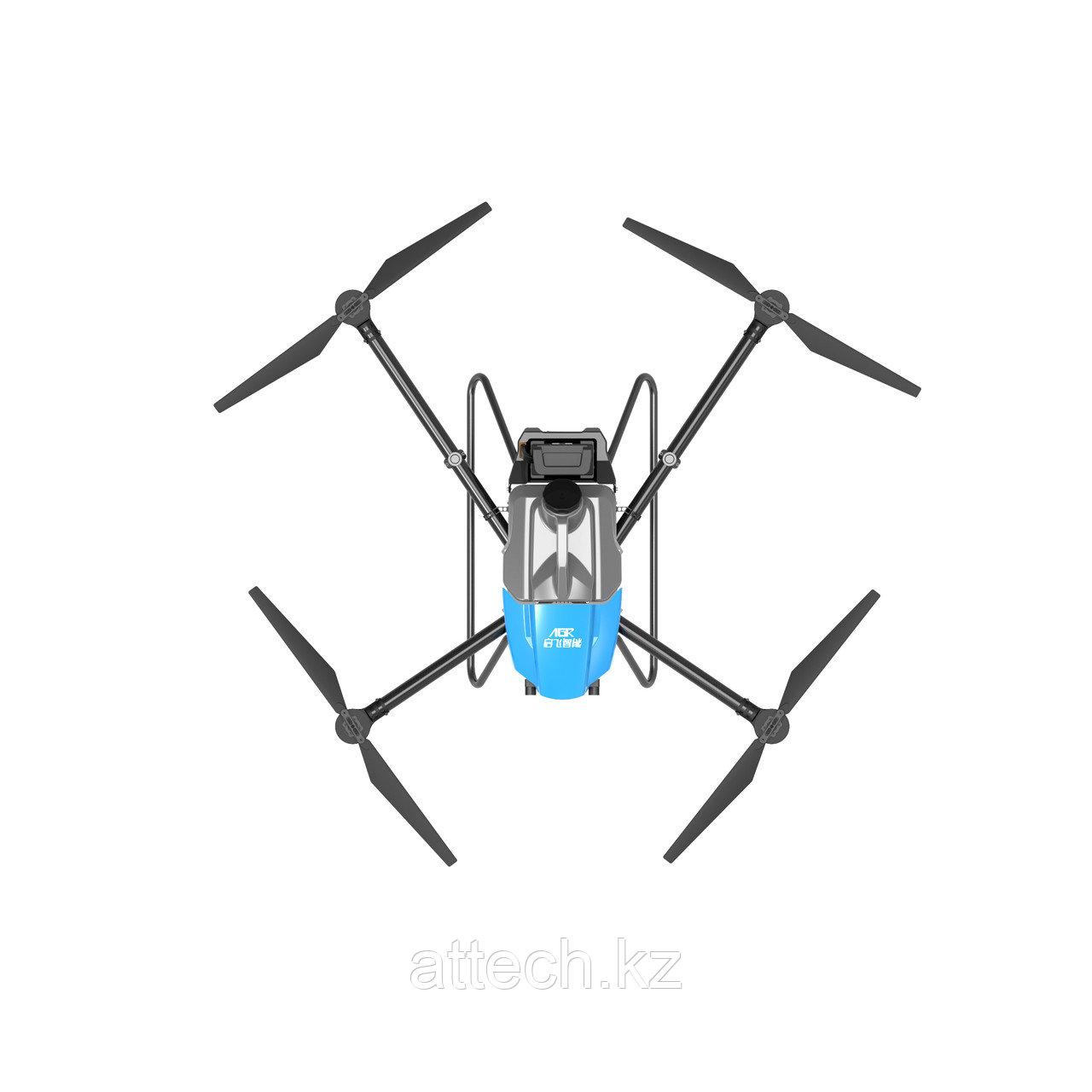 Сельскохозяйственный беспилотный летательный аппарат 16 кг модель А10 3WD4-QF-16А