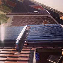 Солнечная водонагревательная станция, Garden Village, г. Астана 4