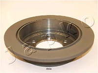 Тормозные диски HUMMER H3 (05-..., задние, JapKo) , фото 1