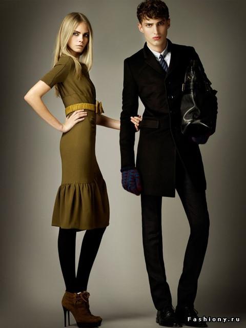 Женская и мужская одежда, обувь