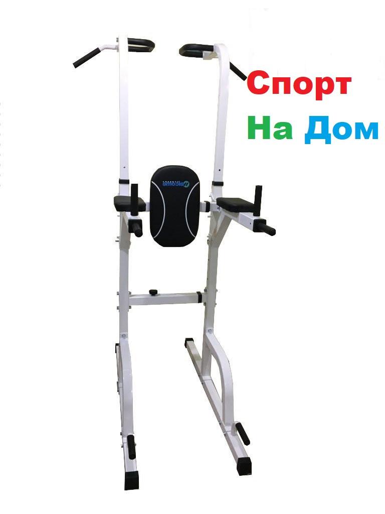 """Стойка-турник """"Геракл"""" 3в1 турник брусья пресс"""