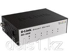 Неуправляемый коммутатор  D-link DGS-1008D