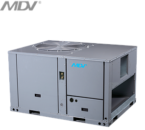 Кондиционер крышный MDV: MDRC-062HWN1 (22/26 кВт), фото 2