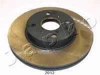 Тормозные диски Toyota iQ (09-...,передние, JapKo), фото 1