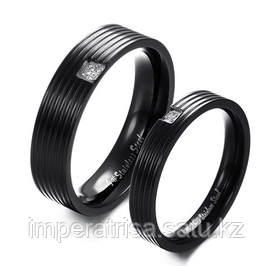 """Парные кольца для влюбленных """"Счастливчики"""""""
