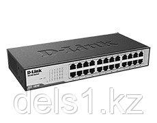 Неуправляемый коммутатор  D-link DES-1024D