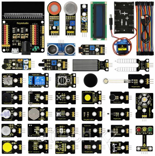 Cтартовый набор для BBC micro: bit. 37 в 1