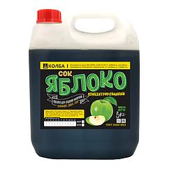 """Сок концентрированный """"Яблоко"""" 5 кг"""