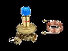 Автоматические балансировочные клапаны ASV-PV с изменяемой настройкой перепада давления