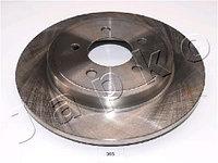 Тормозные диски Mazda Tribute (04-..., задние, JapKo), фото 1