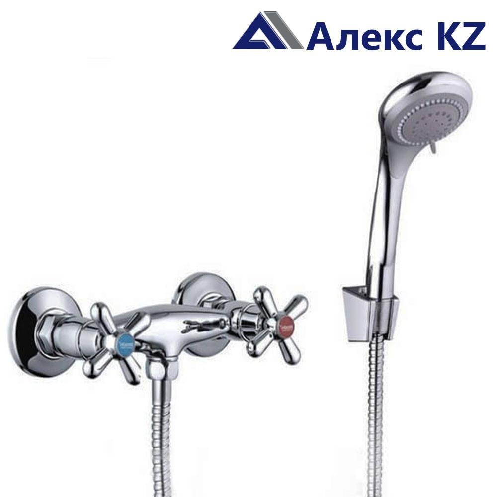 Смеситель двуручный для душа  ZEGOR TМК5-A827
