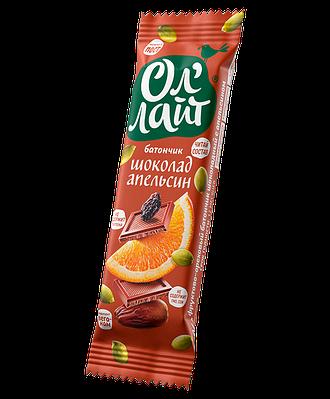 Батончик Ол'Лайт® Шоколад & Апельсин