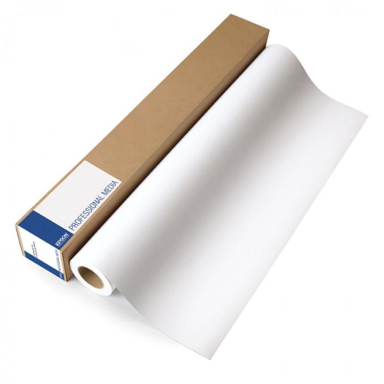 """Бумага рулонная EPSON C13S045273 для САПР и ГИС 24"""" (610мм*50м*50мм) 80 г/м2 Bond Paper White"""