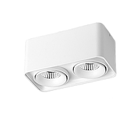 LED Спот Дизайнерский Накладной, Открытого монтажа., фото 1