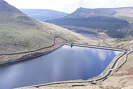 Строительство водохранилищ