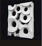 "Декоративные перегородки 3D Блоки ""Кольца"", фото 7"