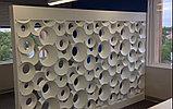 "Декоративные перегородки 3D Блоки ""Кольца"", фото 2"