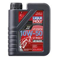 Мотоциклетное масло Liqui Moly MOTO 4T 10W-50 1502 1литр