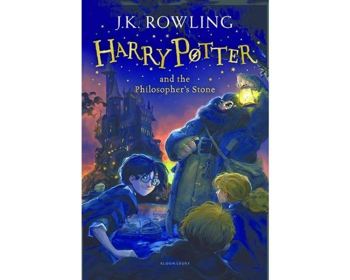 Rowling J. K.: Harry Potter and the Philosopher's Stone