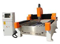 ЧПУ станок для обработки камня с одной/двойной головкой обработкой