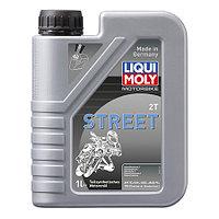 Мотоциклетное масло Liqui Moly MOTO 2T 1504 1литр