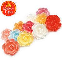 Вафельные розы