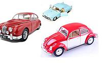 Classical diecast cars models 1-38 (499064)