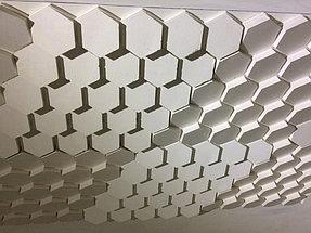 3D панели в интерьере 8